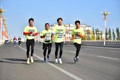 2019河套农商银行巴彦淖尔国际马拉松,